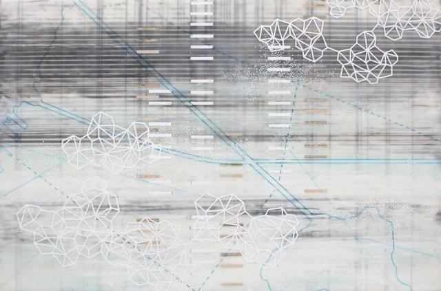 , 'Span: Bay Bridge,' 2017, Slate Contemporary
