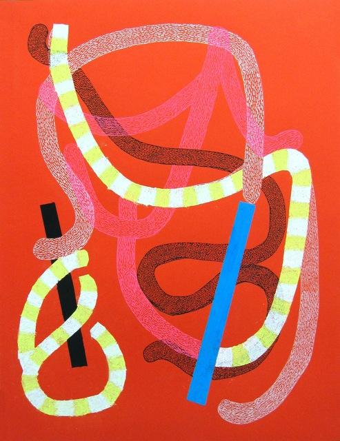 , 'Psychics,' 2015, MKG127