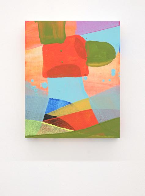 Maya Hayuk, 'Purple Violet', 2019, ALICE Gallery