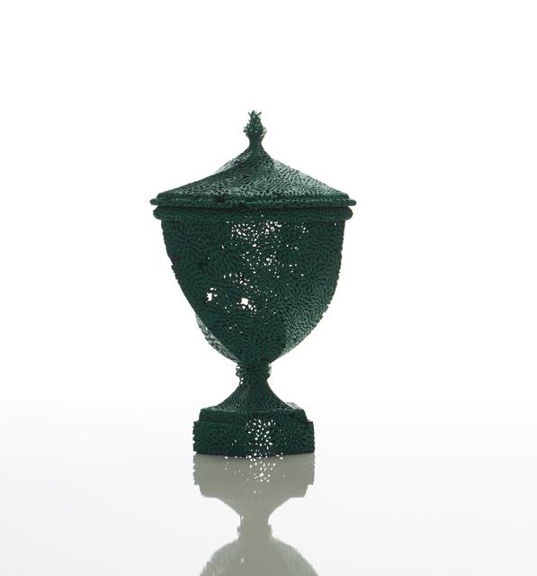 , 'Twisted Arita Vase V,' 2016, Adrian Sassoon