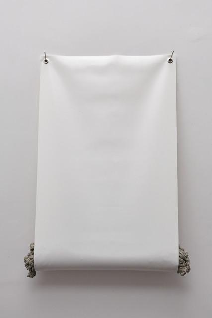 Christoph Weber, 'Beton (gerollt)', 2013, Galleria Anna Marra