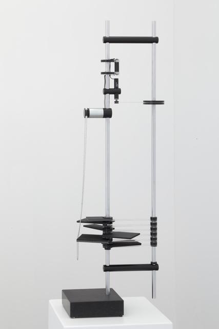 , 'sound-sculpture | nº 3  5+1EA,' 2015, Galerie Denise René