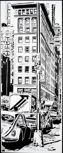 , 'Union Square, 1974,' 2015, Davidson