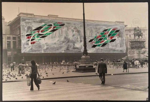 , 'Bozzetto 3,' 1982, Federico Luger