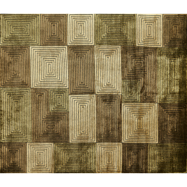 'Contemporary Wool Rug', Rago/Wright