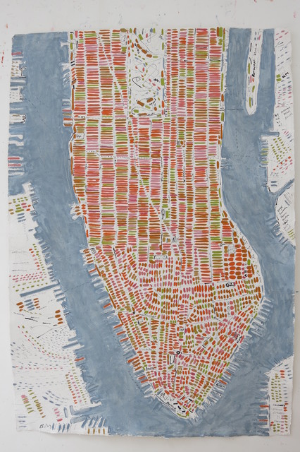 Barbara Macfarlane, 'Lychee Manhattan', 2014, Rebecca Hossack Art Gallery