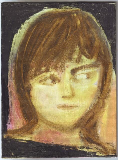 , 'Untitled (Portrait),' 2018, Galerie Parisa Kind