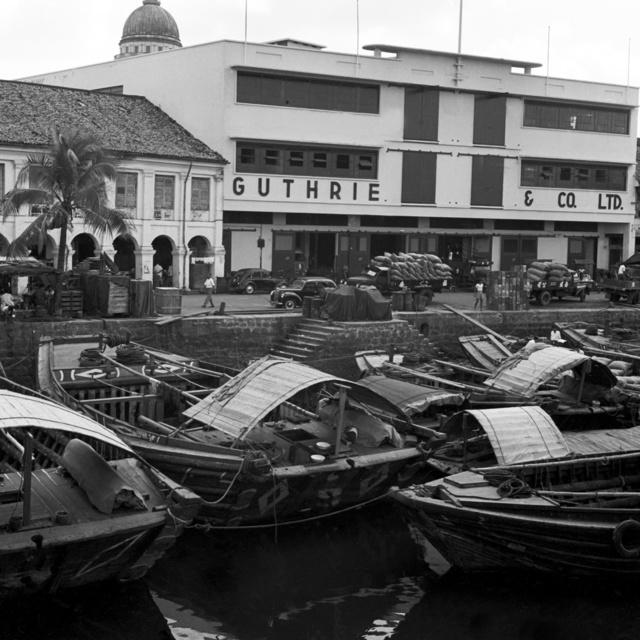 , 'Guthrie, Singapore ,' 1958-1960, Ihsan Modern