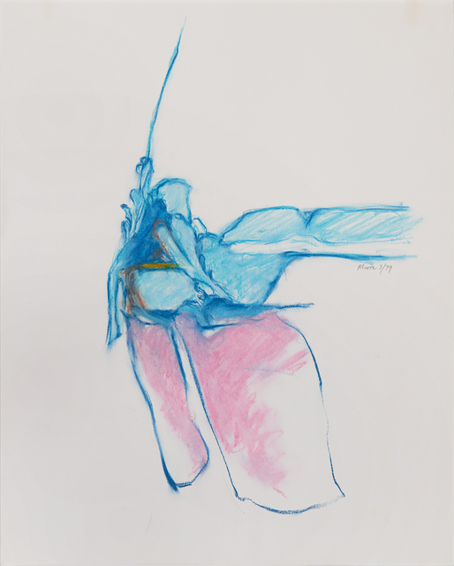 , 'Untitled II (Blue Pink),' 1979, Susan Eley Fine Art