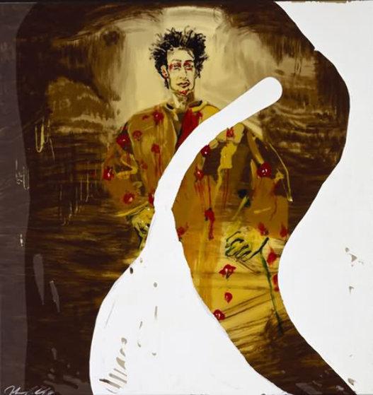 Julian Schnabel, 'NEMO LIBRIZZI', 1998, Kings Wood Art