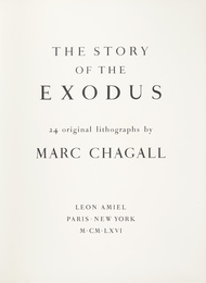 The Story of the Exodus