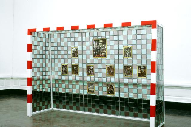 , 'Panem et Circenses I,' 1990, Museo de Arte Contemporáneo de Buenos Aires