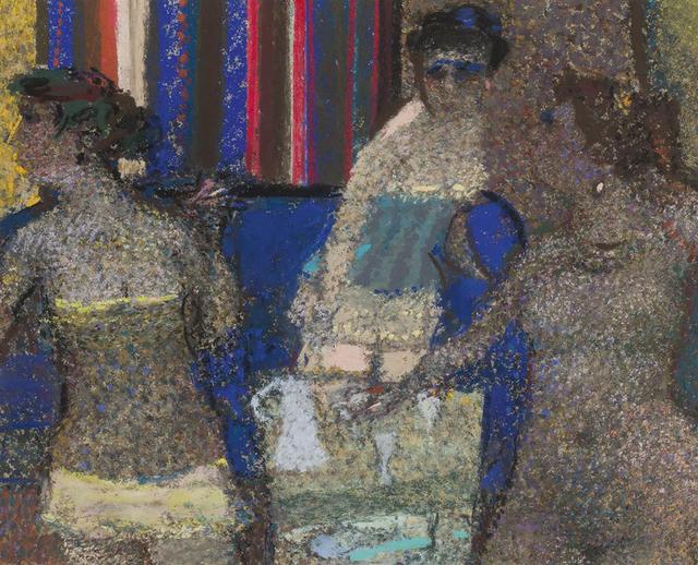 , 'Companions III,' 1985, The Scottish Gallery