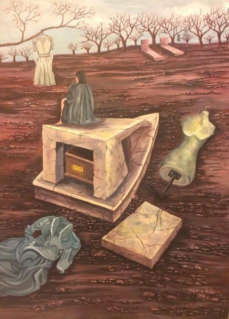 , 'La Mort Nue,' 2016, Artscoops