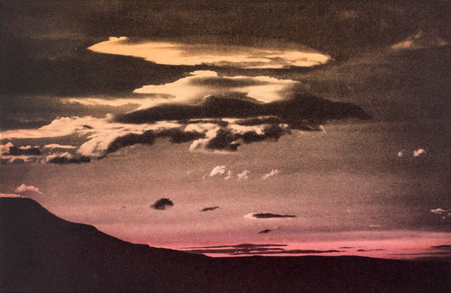 , 'Glow,' 2016, Himmelblau Printmaking Finland
