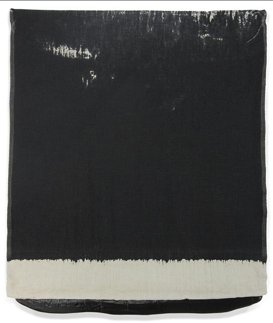 , 'Pressed Paint (Mars Black),' 2017, Gemini G.E.L. at Joni Moisant Weyl