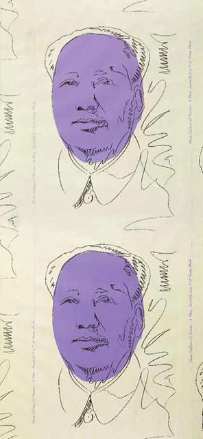 Andy Warhol, 'Mao (F. & S. 125A)', 1974, David Benrimon Fine Art
