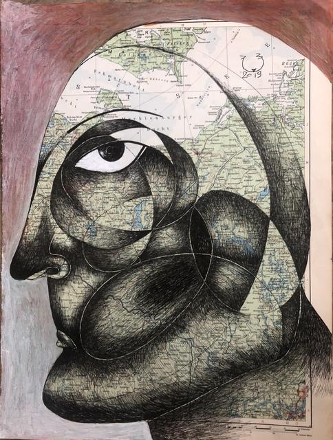 , 'Untitled ,' 2019, Mashrabia Gallery of Contemporary Art