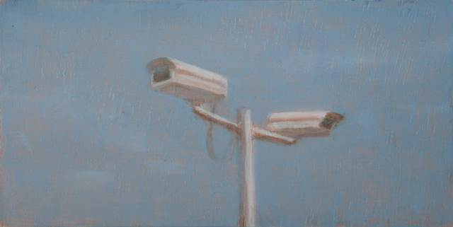 , 'Untitled (Surveillance Camera),' 2015, Jeanne Bucher Jaeger