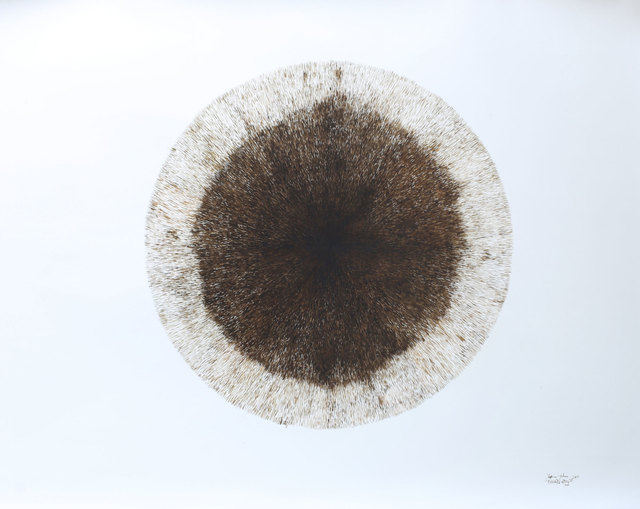 , 'Solar Eclipse,' 2017 -2018 , Exhibit 320