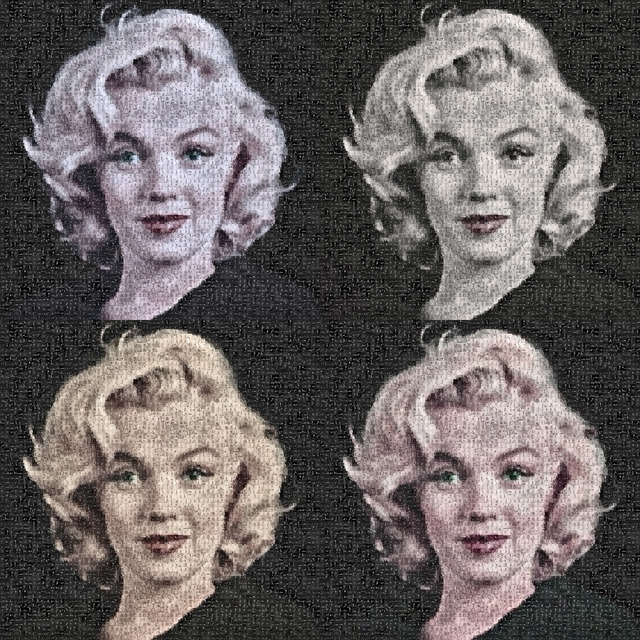 , 'Forever Marilyn (Quad),' 2015, Tangent Contemporary Art
