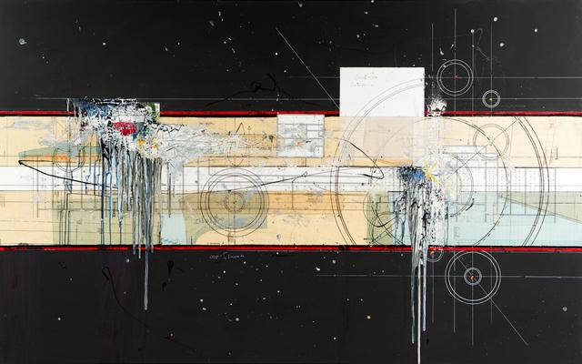 Étienne Gélinas, 'Composition 388', 2014, Thompson Landry Gallery