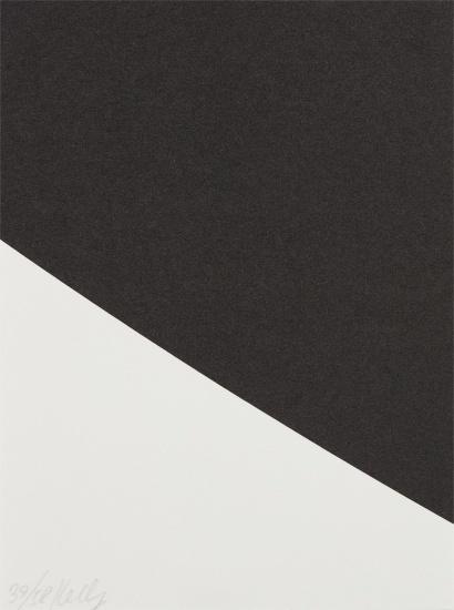 , 'Blue Curve (Black State),' 2000, Burnet Fine Art & Advisory