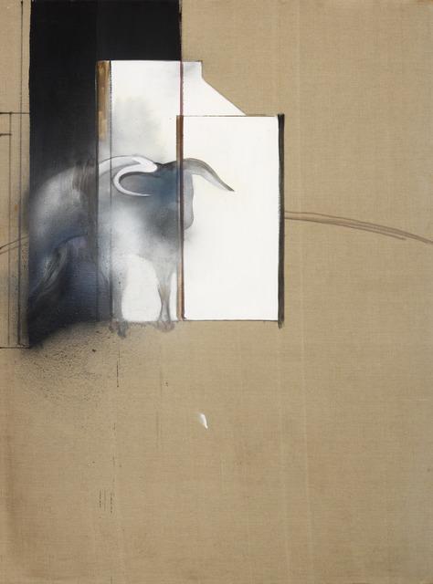 , 'Study of a Bull,' 1991, Guggenheim Museum Bilbao