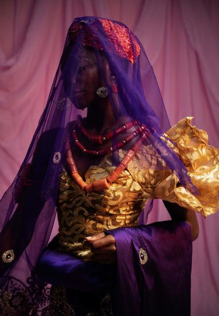 Lakin Ogunbanwo, 'Untitled VI', 2019, WHATIFTHEWORLD