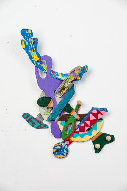 , 'Temporary Pleasures II,' 2017, Marta Hewett Gallery