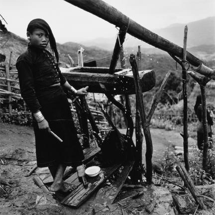 , 'Wet Hair, Burma,' 2003, Scott Nichols Gallery