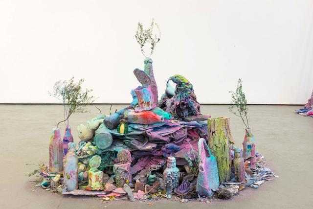 , 'Relics mound,' 2105, Galerie Antoine Ertaskiran
