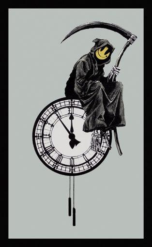 Banksy, 'Grin Reaper', 2005, Taglialatella Galleries