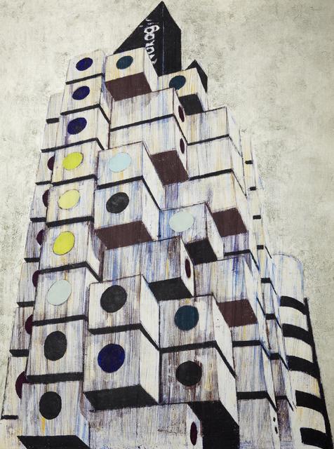 , 'Nakagin Capsule Tower, Tokyo,' 2009, Edward Tyler Nahem Fine Art LLC