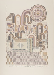 Eduardo Paolozzi, 'Franko' Amsterd (Late Summer),' 1974, Forum Auctions: Editions and Works on Paper (March 2017)