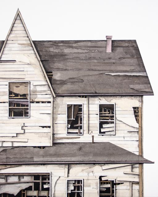 , 'House Studies Series X,' 2019, Paradigm Gallery + Studio