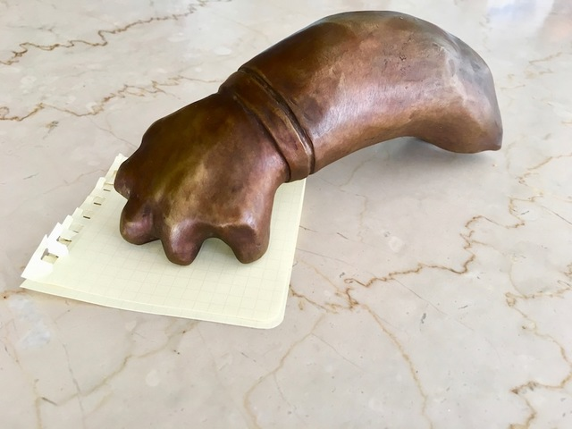 , 'The Sad Hand,' 2017, Gallery 16