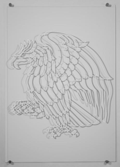 , 'Mexico's Eagle,' 2016, Octavia Art Gallery