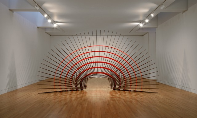 , 'Leo Saul Berk. Structure and Ornament (installation view),' 2014, Frye Art Museum