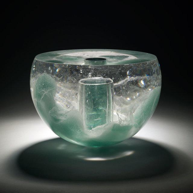 Bruno Romanelli, 'Ida', 2014, Sculpture, Kiln-cast and polished glass, Adrian Sassoon