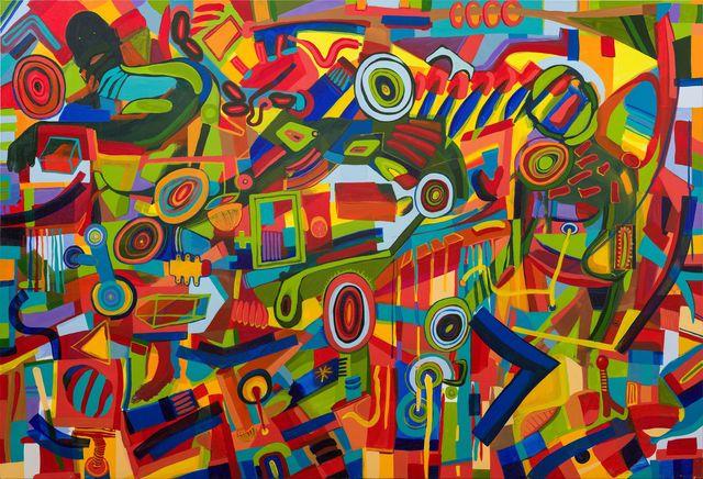 , 'Geometric Organ,' , Fils Fine Arts