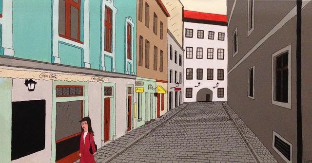 Don Hammontree, 'Bratislava, Slovakia', 2016, Clyde Hogan Fine Art