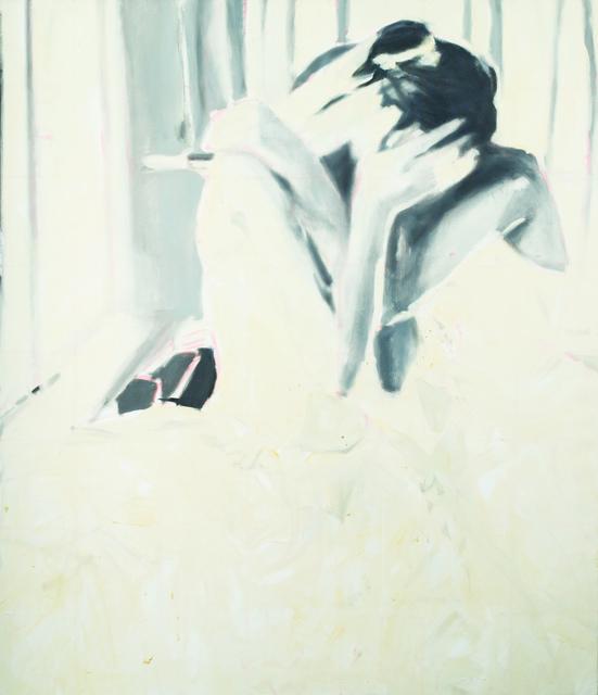", '""The Dying Swan #2,"" (Умирающий лебедь №2),' 2009, Gallery 198"