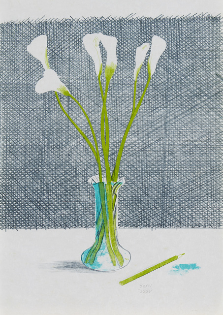 , 'Lillies (Still Life),' 1971, Schacky Art & Advisory