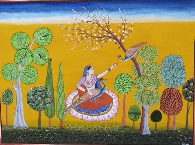 Sushil Kumar, 'Rag Sarotha', 2018, Arushi Arts