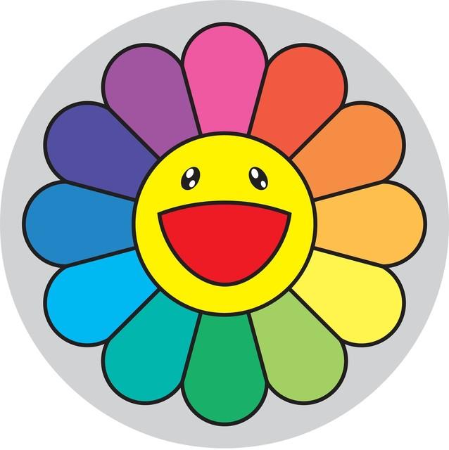 Takashi Murakami, 'Rainbow Flower - 4 O'Clock', 2007, Gagosian
