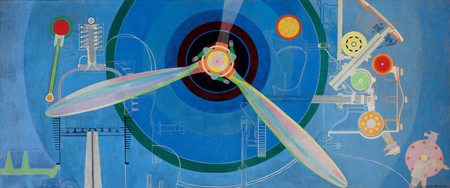 , 'Propeller (Air Pavilion),' 1937, Tate