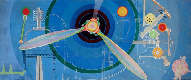 , 'Propeller (Air Pavilion),' 1937, Tate Modern