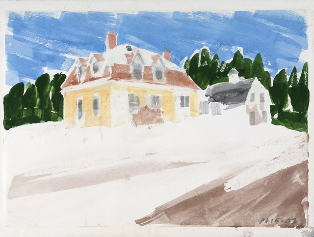 , 'Shepard House, Winter ,' 2003, Dowling Walsh