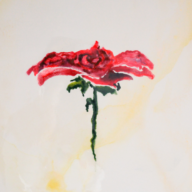, 'Roses on Marble,' , Outing Art Gallery